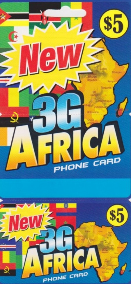 Good news Africa $5