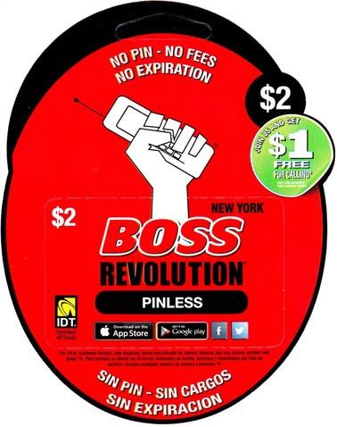 Boss Revolution $2
